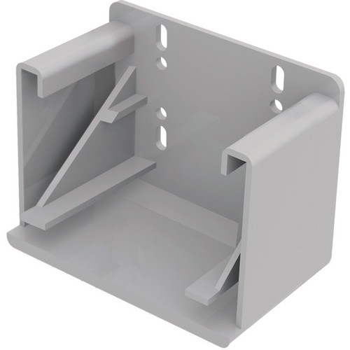 "Blum 295.3700.22 Rear Socket for 9"" Tandem Plus, Inside Cabinet Depth 11-5/32 - 11-25/32in"