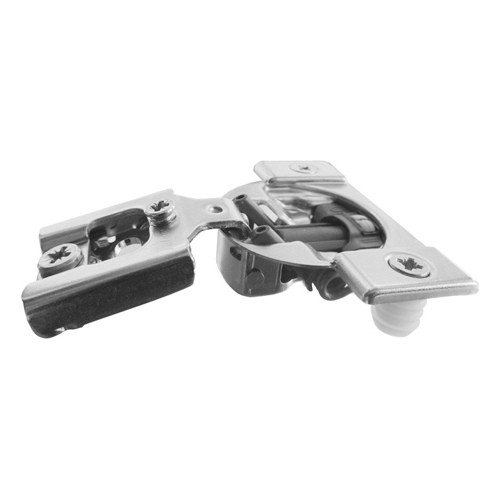 Blum 38N358B.05 Compact BLUMOTION 38N Hinge, Soft-Close, 105 Degree, 5/16 Overlay, Dowel
