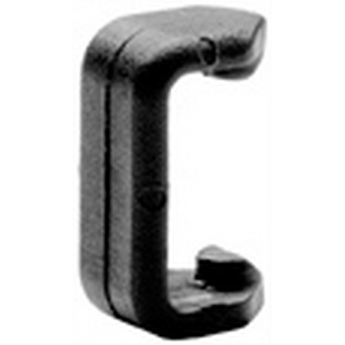 Blum 70.6103 130 Degree Restriction Clip, Black
