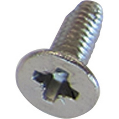 Blum 7072A-100 #7 x 13mm Fine Thread Aluminum Screws