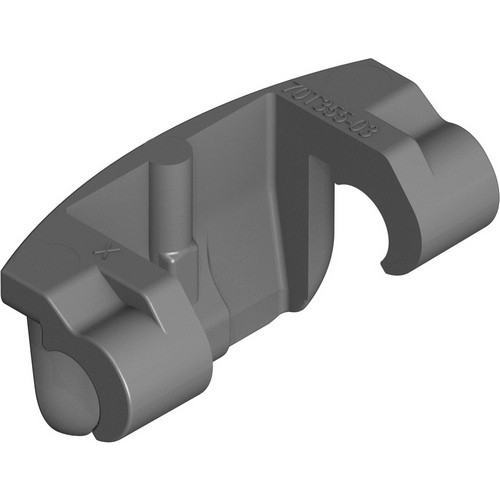 Blum 70T3553 86° Restriction Clip, Black