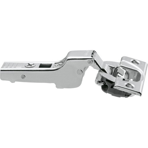 Blum 71B3650 110 Degree CLIP Top BLUMOTION Hinge, Soft-Close, Half Overlay, Screw-on