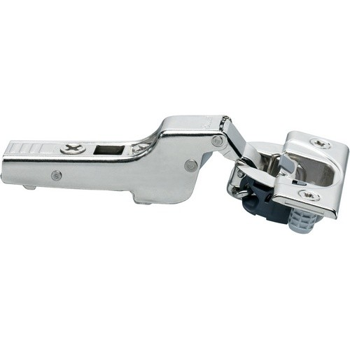Blum 71B3680 110 Degree CLIP Top BLUMOTION Hinge, Soft-Close, Half Overlay, Dowel