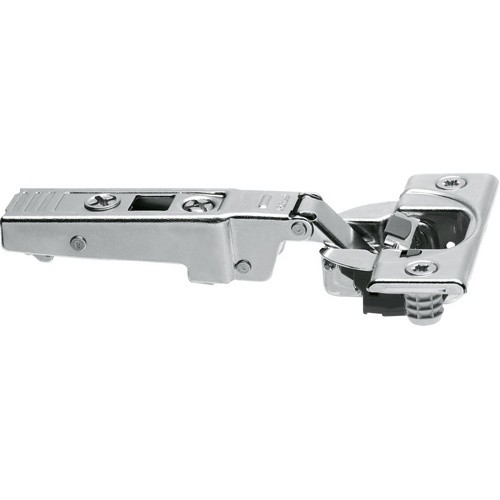 Blum , 95 Degree CLIP top BLUMOTION, thick door, Soft-Close Hinge, Full Overlay, Dowel