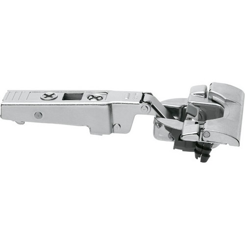 Blum , 95 Degree CLIP top BLUMOTION, thick door, Soft-Close Hinge, Full Overlay, Inserta