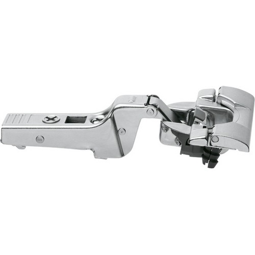 Blum 71B9690 95 Degree CLIP Top BLUMOTION Hinge, Self-Close, Half Overlay, Inserta