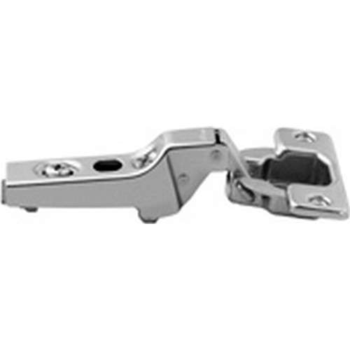 Blum 71M2650 100 Degree CLIP Hinge, Self-Close, Half Overlay, Screw-on