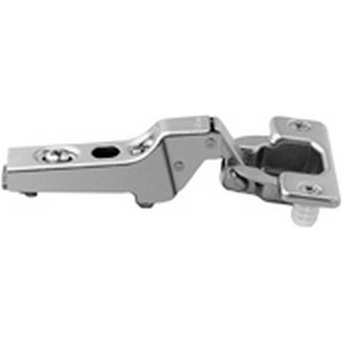 Blum 71M2680 100 Degree CLIP Hinge, Self-Close, Half Overlay, Dowel