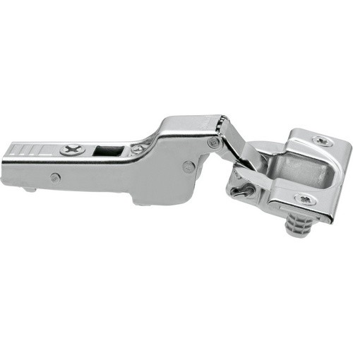 Blum 71T3680 110 Degree CLIP Top Hinge, Self-Close, Half Overlay, Dowel