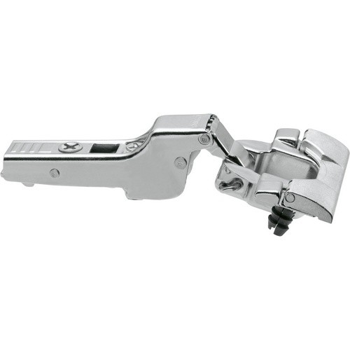 Blum 71T3690 110 Degree CLIP Top Hinge, Self-Close, Half Overlay, Inserta