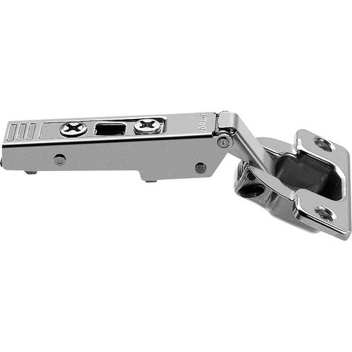 Blum 71T5550 120 Degree CLIP Top Hinge, Self-Close, Full Overlay, Screw-on