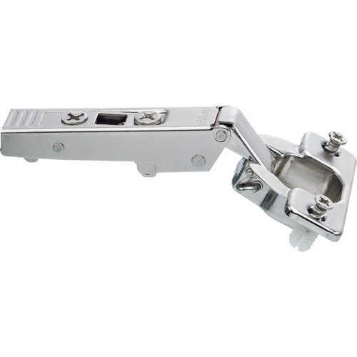 Blum 71T558E 120 Degree CLIP Top Hinge, Self-Close, Full Overlay, Screw-on