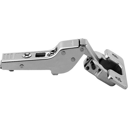 120° Half Overlay CLIP Top Hinge Self-Close Screw-on Blum 71T5650