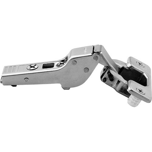 Blum 71T5680 120 Degree CLIP Top Hinge, Self-Close, Half Overlay, Dowel