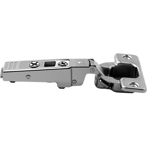 Blum 71T9550 95 Degree Clip Top Hinge for Thick Door, Self-Close, Full Overlay, Screw-on