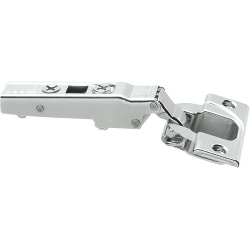 Blum 72T3550.TL 110 Degree Plus CLIP Top Hinge, Free Swing, Full Overlay, Screw-on