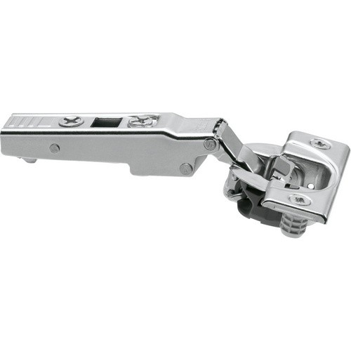 Blum 73B3580 110 Degree Plus BLUMOTION Hinge, Soft-Close, Full Overlay, Dowel