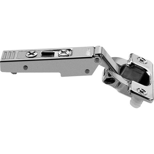 Blum 73T5580 120 Degree Plus CLIP Top Hinge, Self-Close, Full Overlay, Dowel