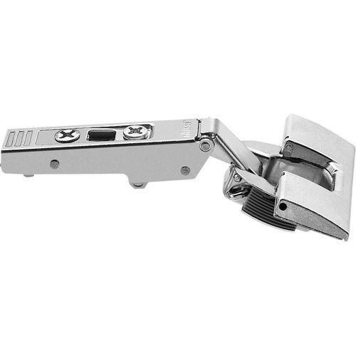 Blum 73T5590B 120 Degree Plus CLIP Top Hinge, Self-Close, Full Overlay, Inserta