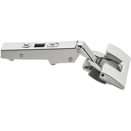 Blum 75T1590B 107 Degree CLIP Top Hinge, Self-Close, Half Overlay, Inserta