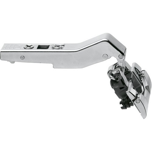 Blum 79B3598 110 Degree CLIP Top BLUMOTION Hinge, Self-Close, +45 Degree Diagonal, Inserta