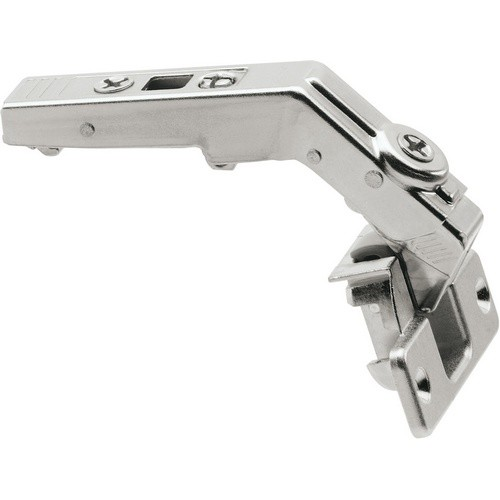 Blum 79T8500.10 60 Degree CLIP Top Bi-Fold Hinge, Self-Close, Screw-on