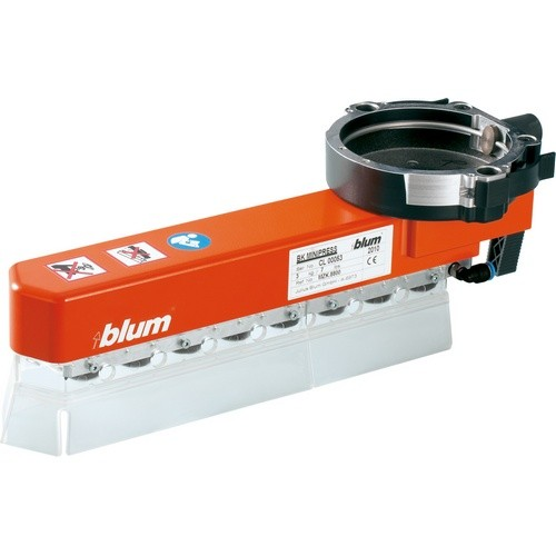 Blum MZK.880S Line Boring Head, Quick Connect, 8-Spindle