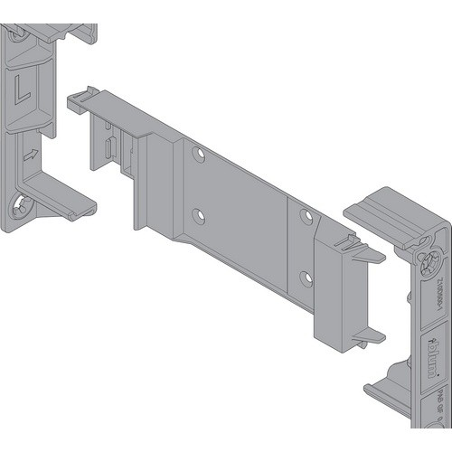 Blum Z10D5210.US SERVO-DRIVE Adapter Set for Horizontal Aluminum Profile Panels