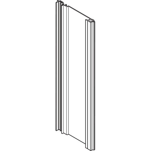 Blum Z10T1170A 46in SERVO-DRIVE Vertical Aluminum Profile without Cable