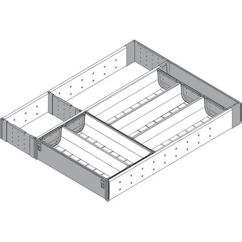 Blum ZHI.533KI4A 15 W Cutlery Drawer Insert Set - 4-Tier