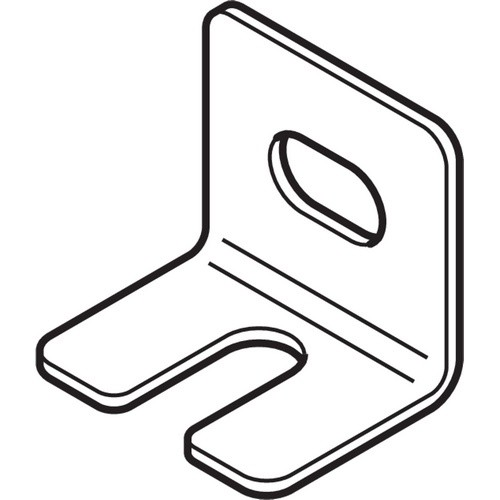 Blum ZSB.0090.01 METABOX Center Support Bracket for Wide Drawers