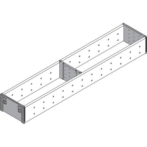 Blum ZSI.550FI1 22in Single Tiered Utensil Organizer, Inox