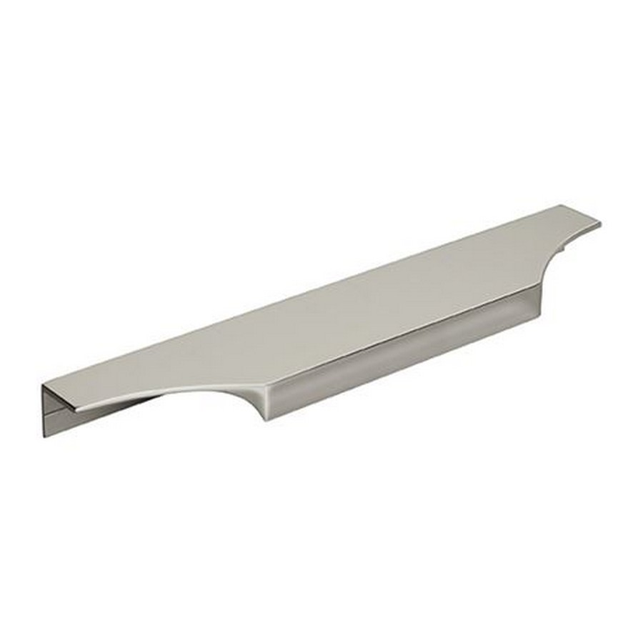 Extent Edge Pull 217mm Center to Center Polished Nickel Amerock BP36753PN