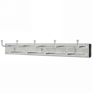 "14"" Side Mount Belt Rack Chrome Rev-A-Shelf BRC-14CR"