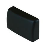 Left Hand Plastic Cover Cap for Grass Suspension Rail Bracket Black Grass F155145061133