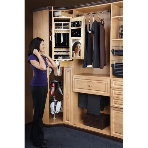 Rev-A-Shelf CAL-081642-1 - Ladies Closet Armoire