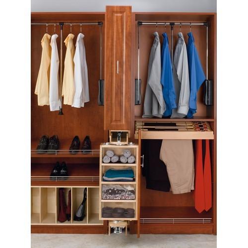 Rev-A-Shelf CAS-081636-1 - Closet Storage Armoire