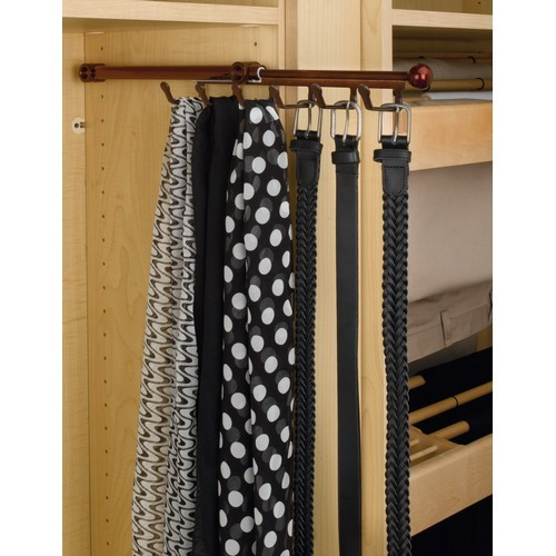 Rev-A-Shelf CBSR-14-ORB - 14in Belt Scarf Organizer