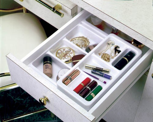 Rev-A-Shelf COSK-18 - Small Cosmetic Rolling Tray