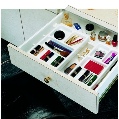 Rev-A-Shelf COSK-22 - Large Cosmetic Rolling Tray