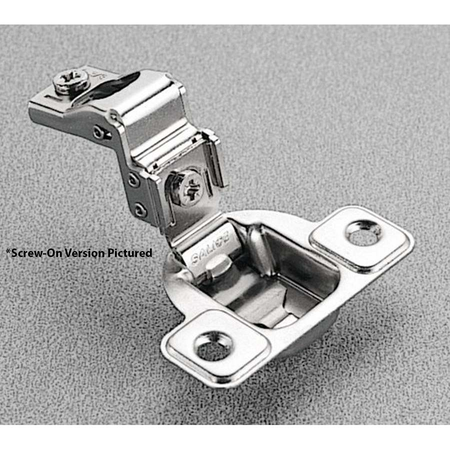 Salice CSP3199N, 106°  Face Frame Hinge, 1-1/8 Overlay, Screw-on