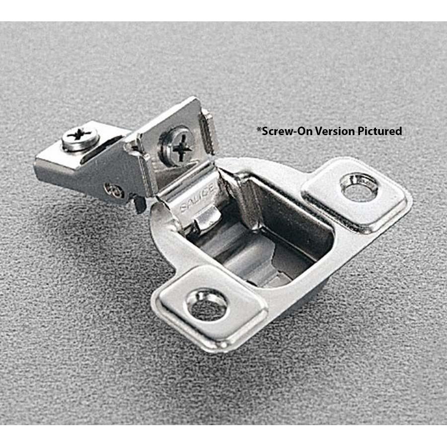 Salice CSP3599, 106°  Face Frame Hinge, 5/8 Overlay, Screw-on