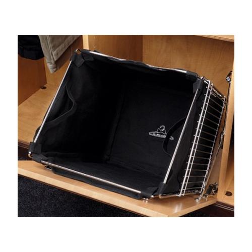 Removable Hamper Bag for CTOHB Series Black Rev-A-Shelf CTOHB-16-I-1