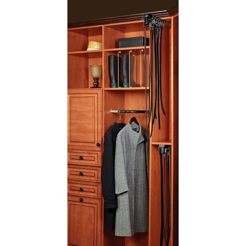 Rev-A-Shelf CWTBR-12B-1 - 12in Belt Butler