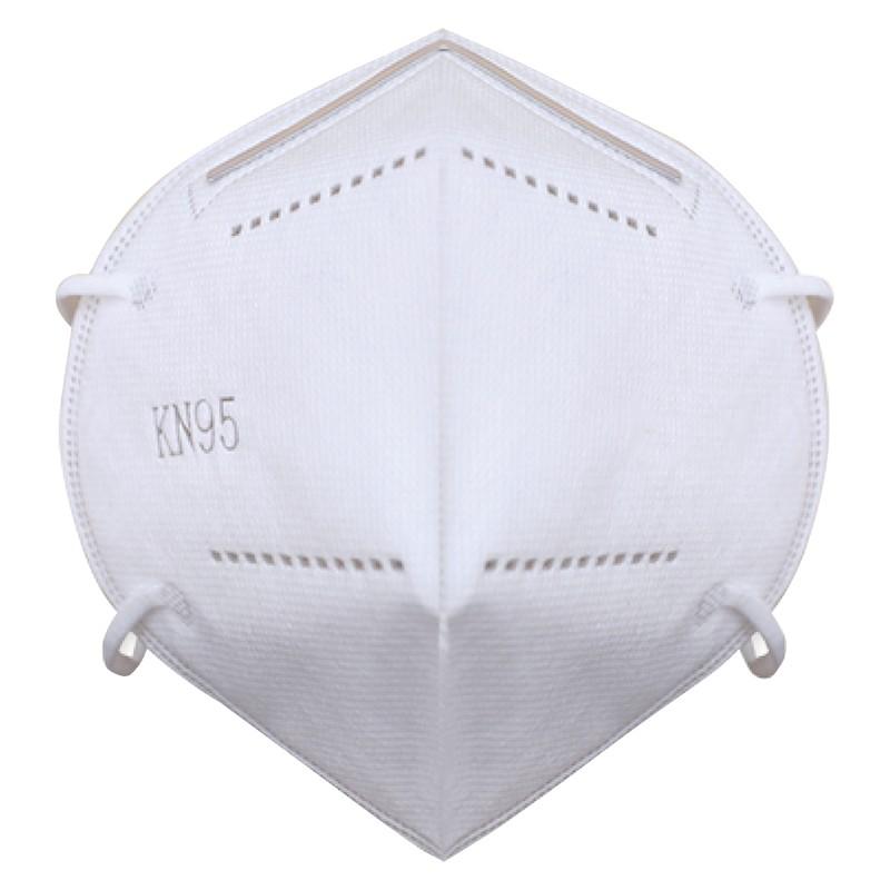 KN95 Disposable Mask White Bulk-10 Masks