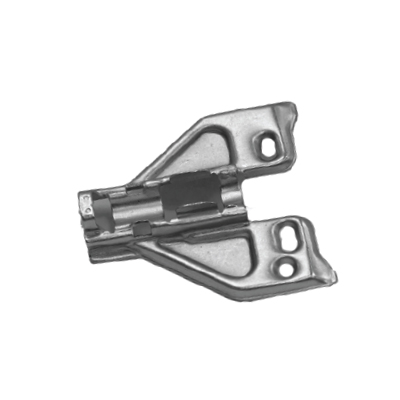 WE Preferred 0683114862961 400, 6mm Face Frame Hinge Plate, Wood Screw