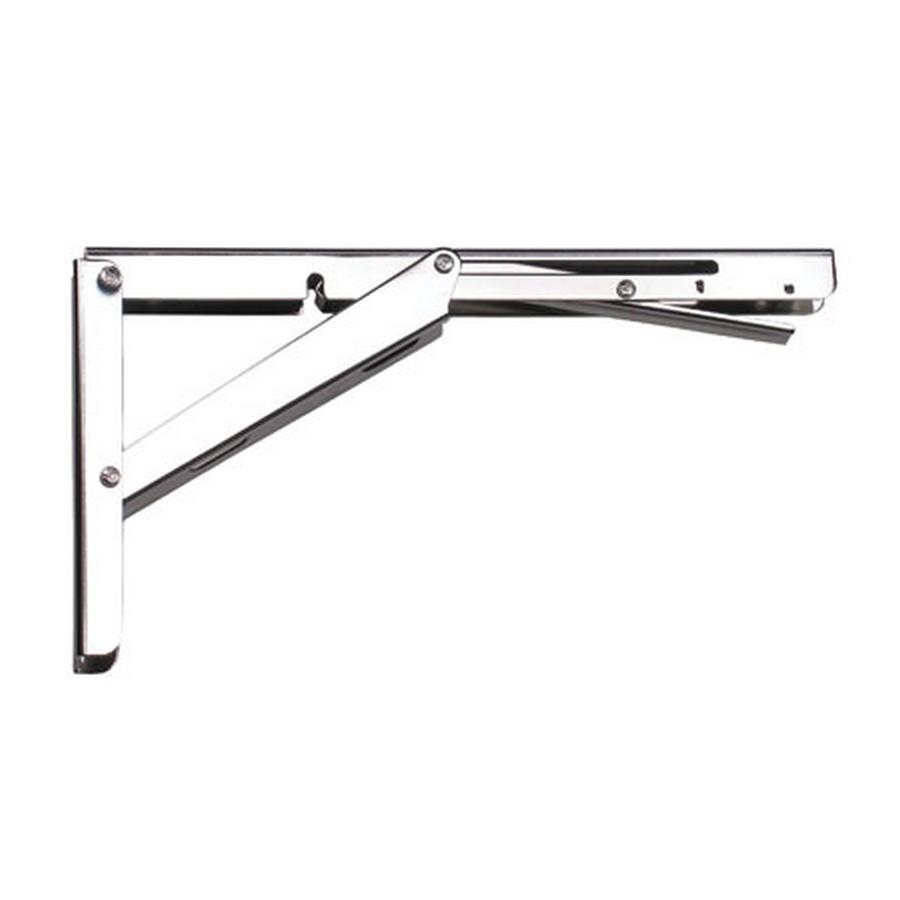 EB Folding Bracket 330lb Capacity Stainless Steel Sugatsune EB-303/EP