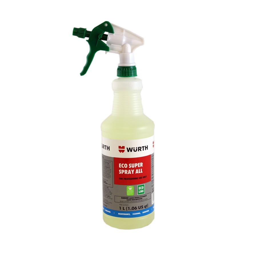1 liter (33 fl. oz.), Eco Super Spray All, WE Preferred 089090901 088 12