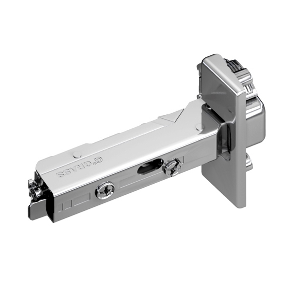 Grass F034139400228 120 Degree Tiomos Self-close Hinge, Overlay, Toolless