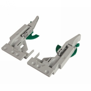 Grass F134116422204, Dynapro Eco Front Locking Device Set (Left & Right) with Flange